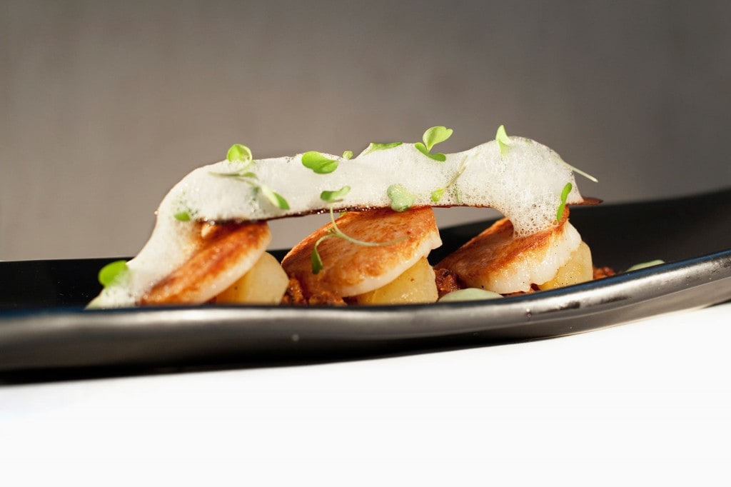 scallop-dish-landmark london