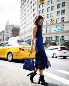 style traveller New York fashion week