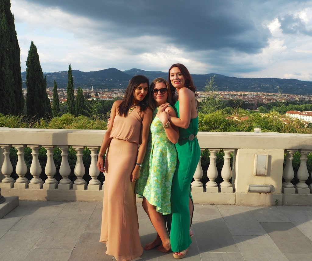 Florence wedding style traveller