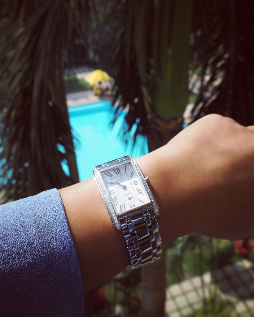 Longines watches the style traveller