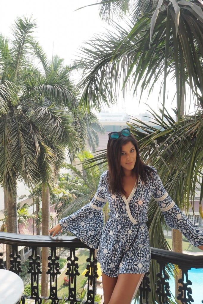 The Style Traveller Bonnie Rakhit what to wear in india
