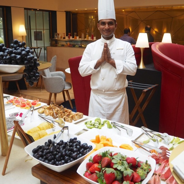 three sixty three restaurant the oberoi grand the style traveller