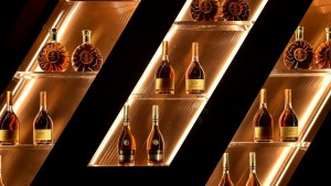 Hosting a London Fashion Week Party with Remy Martin bar