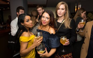 London Fashion Week Party with Remy Martin LFW Ella Lorna Luxe