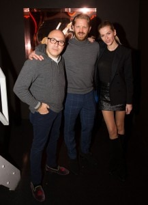 Alistair Guy at Remy Martin party