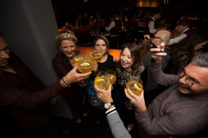 London Fashion Week Party with Remy Martin LFW