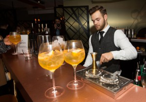 Party La Maison Remy Martin LFW influencers style traveller
