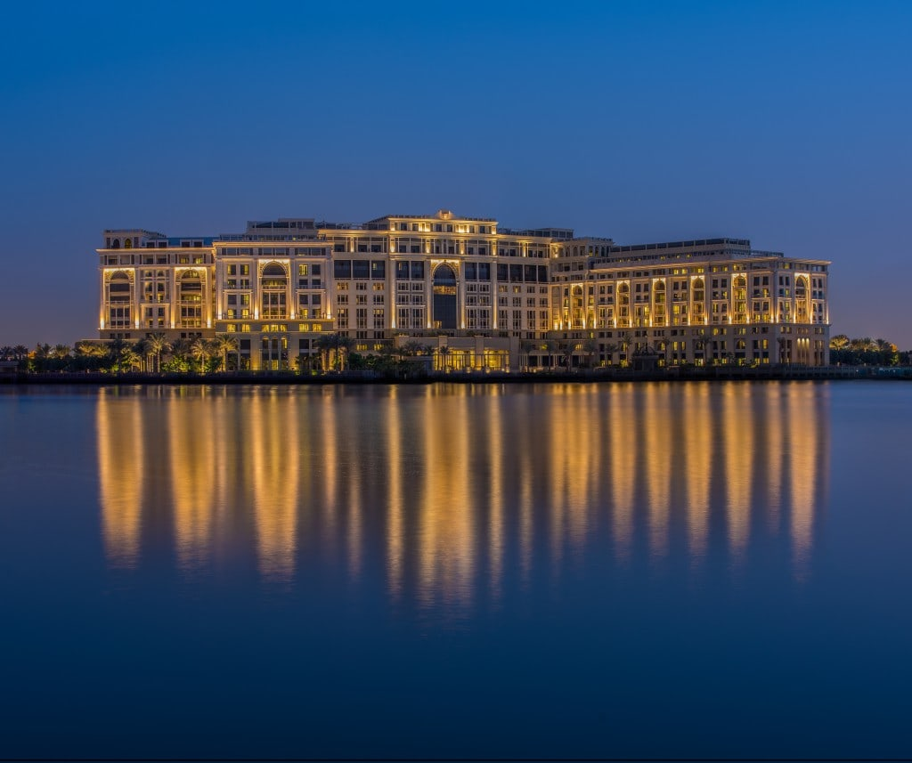 Dubai - A Stylish Spa Weekend at Palazzo Versace