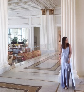 The Style Traveller A Stylish Spa Weekend at Palazzo Versace Bonnie Rakhit