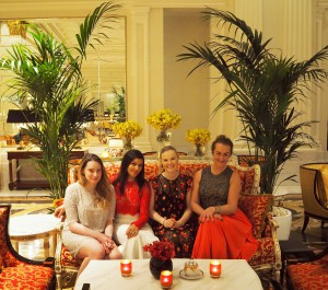 Girls spa trip to Dubai