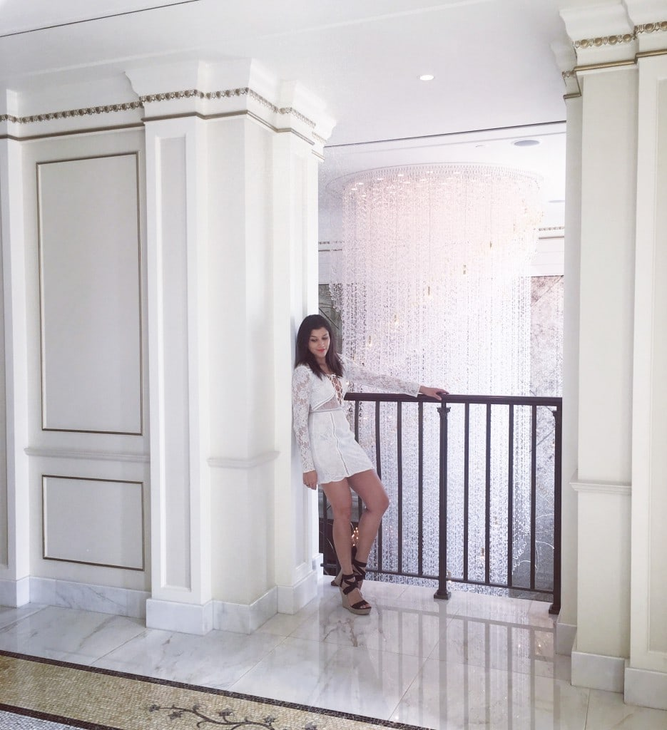 The Style Traveller A Stylish Spa Weekend at Palazzo Versace Bonnie Rakhit fashion