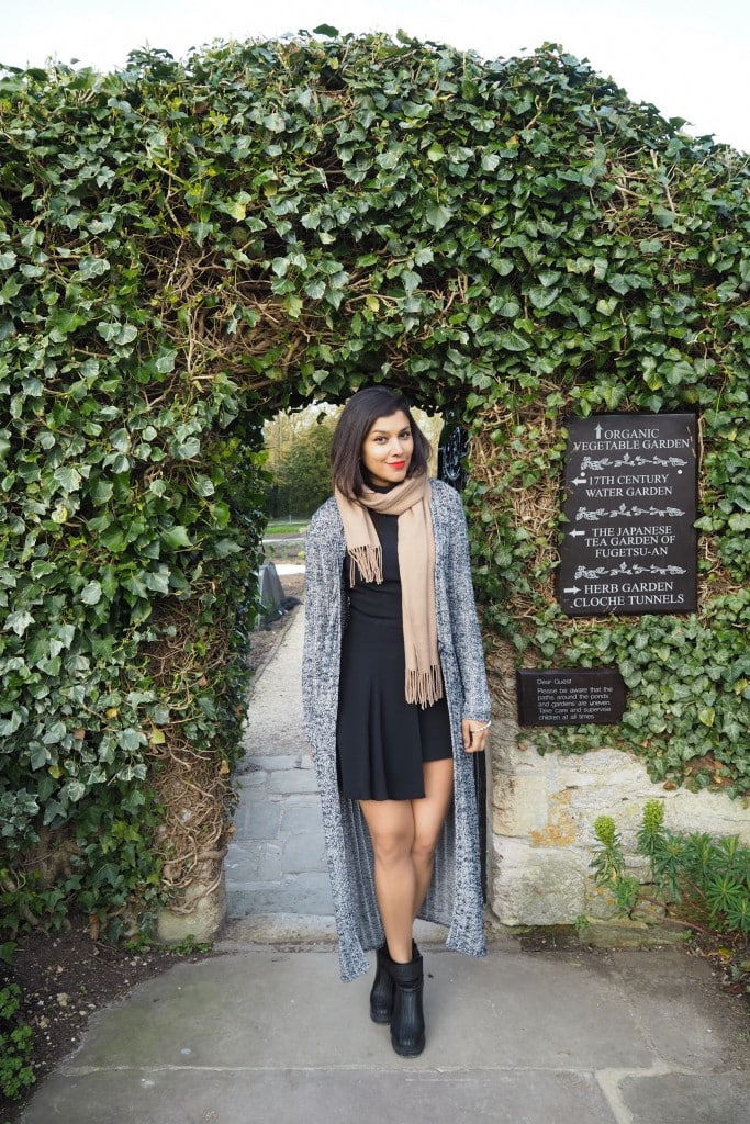 The style traveller bonnie Rakhit at Belmond Le Manoir
