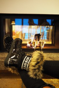The Style traveller Bonnie Rakhit Austria ski hotel Tannenhof moonboot