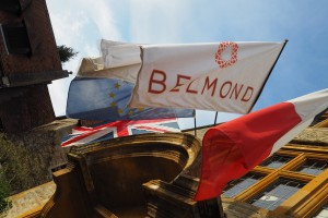 Ferrari Weekender Part 1 - Le Manoir Aux Quat Saison belmond flags