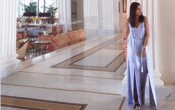 Dubai the perfect spa weekend at palazzo versace
