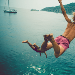 Join The Style Traveller On The World's First Festival on a Cruise anchored