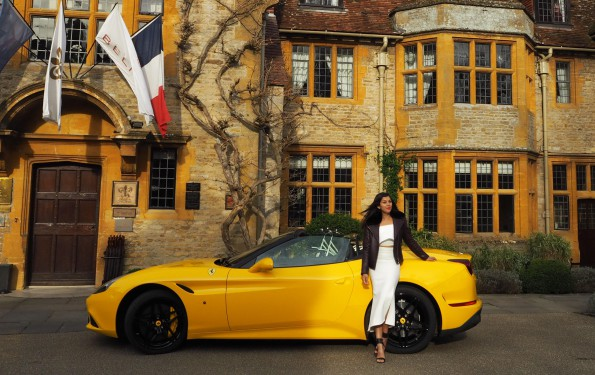 The Ultimate Luxury Mini Break for Foodies and Ferrari Fans