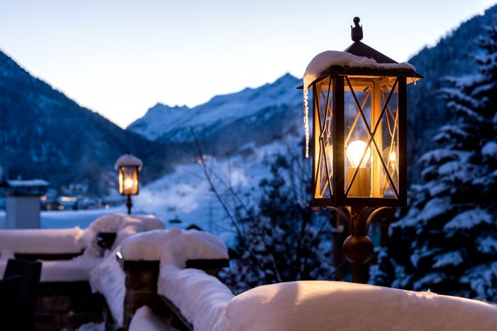 Where to stay in St Anton skiing