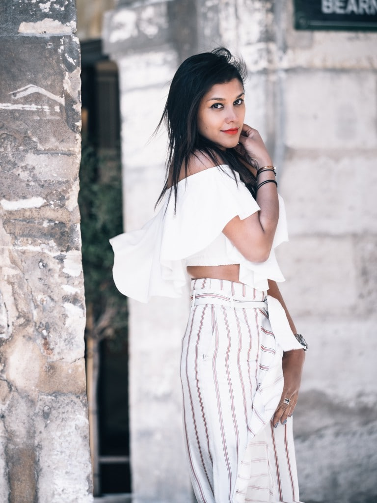 Bonnie Rakhit style traveller what to pack for Paris fashion