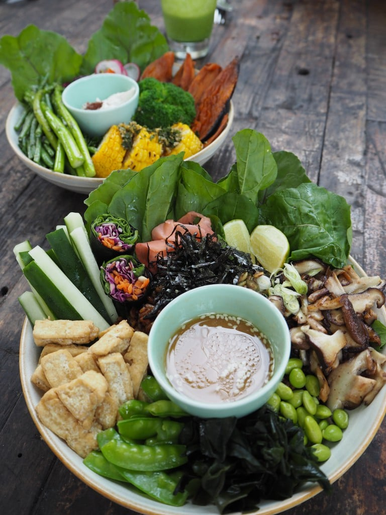 shadie shacks salad bowl Bali Canguu