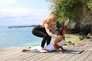 best yoga bali retreat mel enright