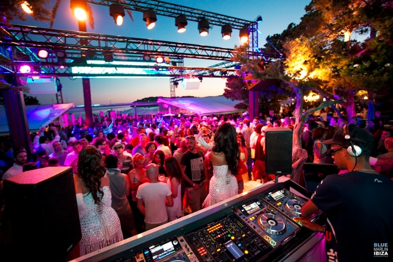 17 blue marlin ibiza best beach clubs