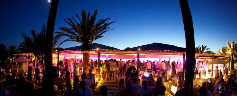 Beach House Ibiza - beach bars