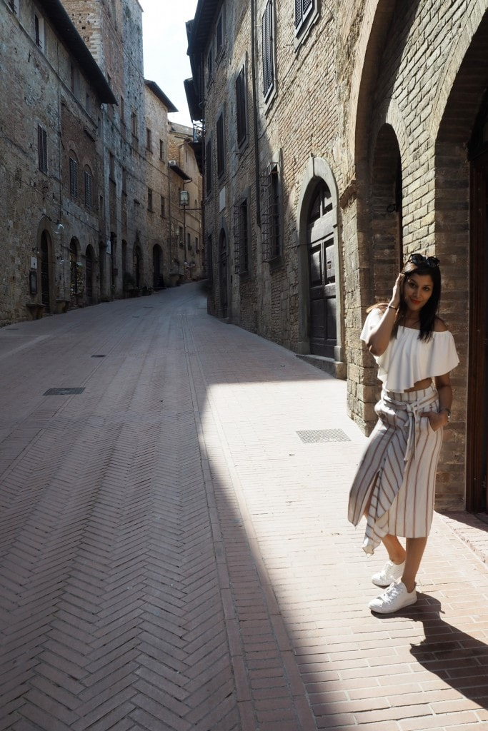 what to wear in Tuscany