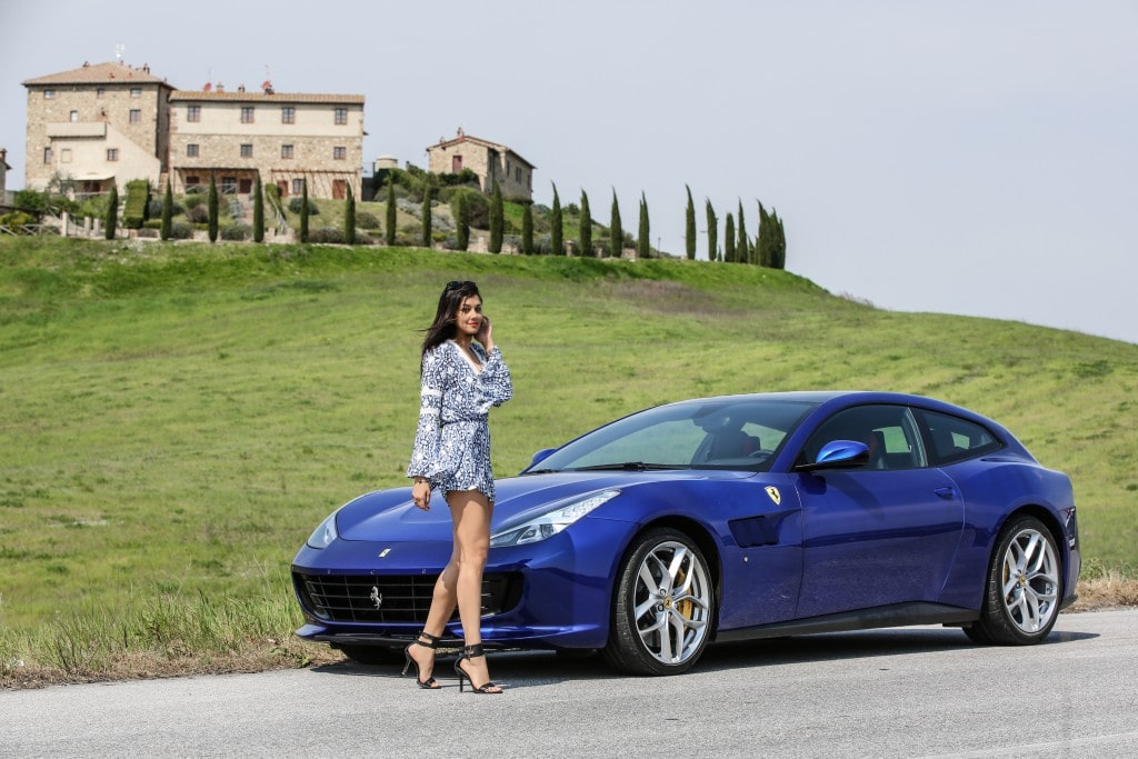 Italian Road Trip to Tuscany with Ferrari - The Style Traveller