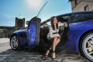 The Style Traveller Italy Ferrari trip
