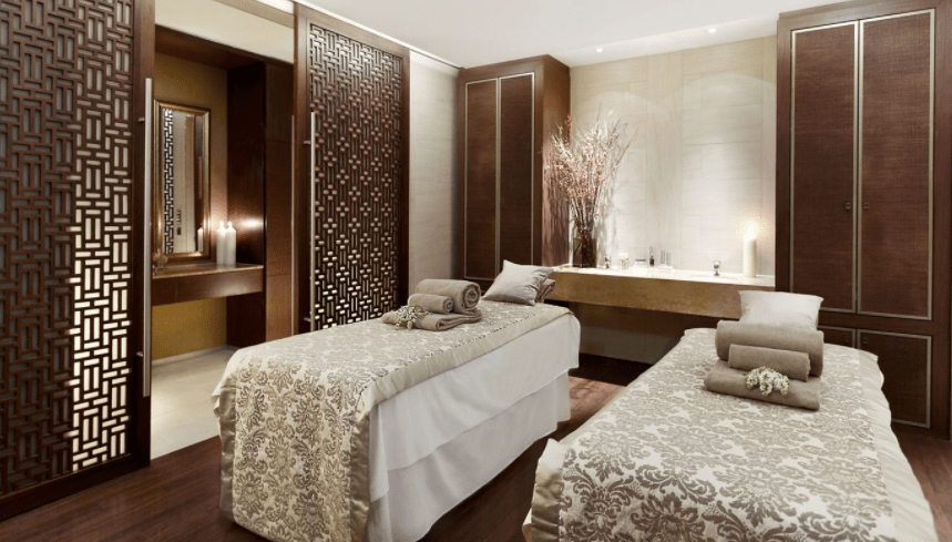 Vienna ritz carlton spa massage