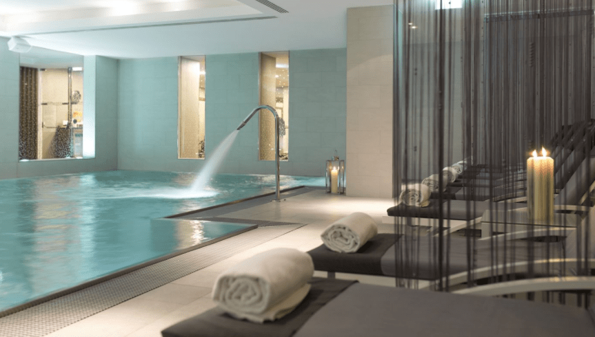 Vienna ritz carlton spa
