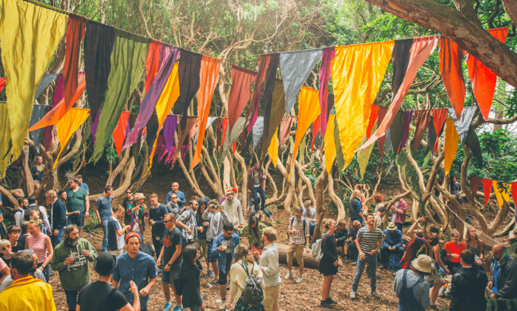 portmeirion festival no 6 win tickets competition in the woods