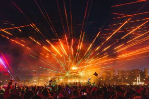 The Saturday Spectacle Wilderness festival