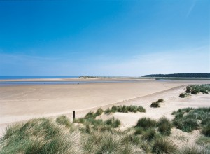 Holkham Beach & Nature Reserve
