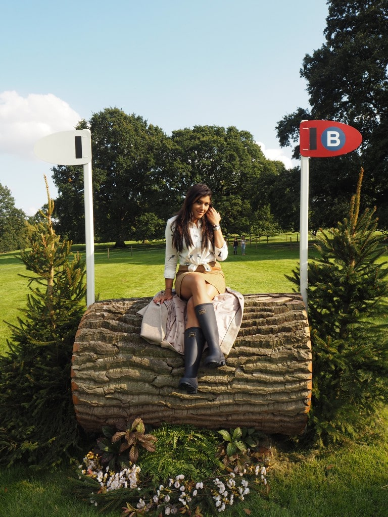Burghley Horse Trials With Joules Clothingtrip To The