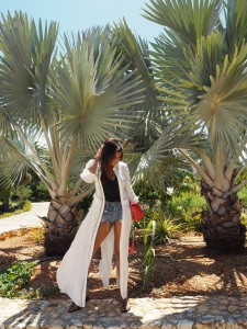 Bonnie rakhit The style Traveller Cayman Islands what to wear in the caribbean fashion cayman braque