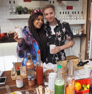Festival Number 6 best uk festivals Ketel one vodka bloody mary class