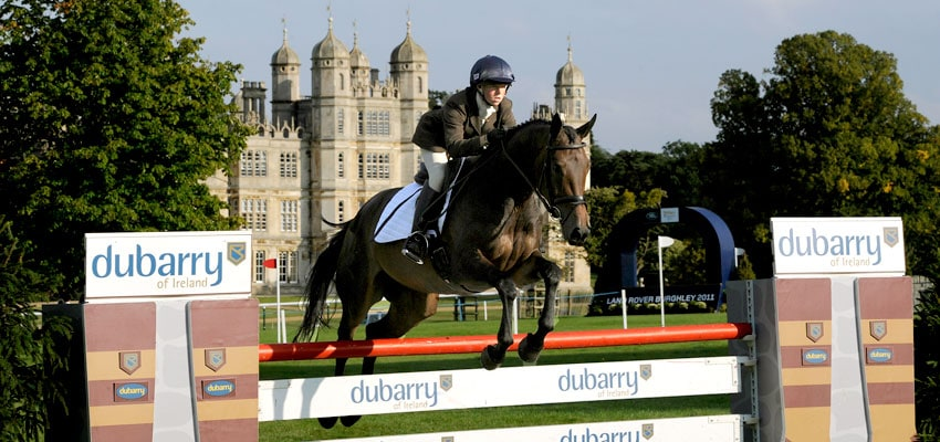 burghley-Event-Horse