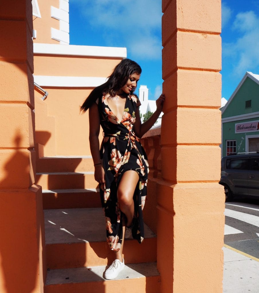 Bonnie Rakhit style traveller 10 reasons to go to Bermuda