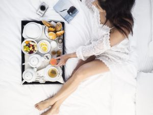 breakfast in bed paris the style traveller