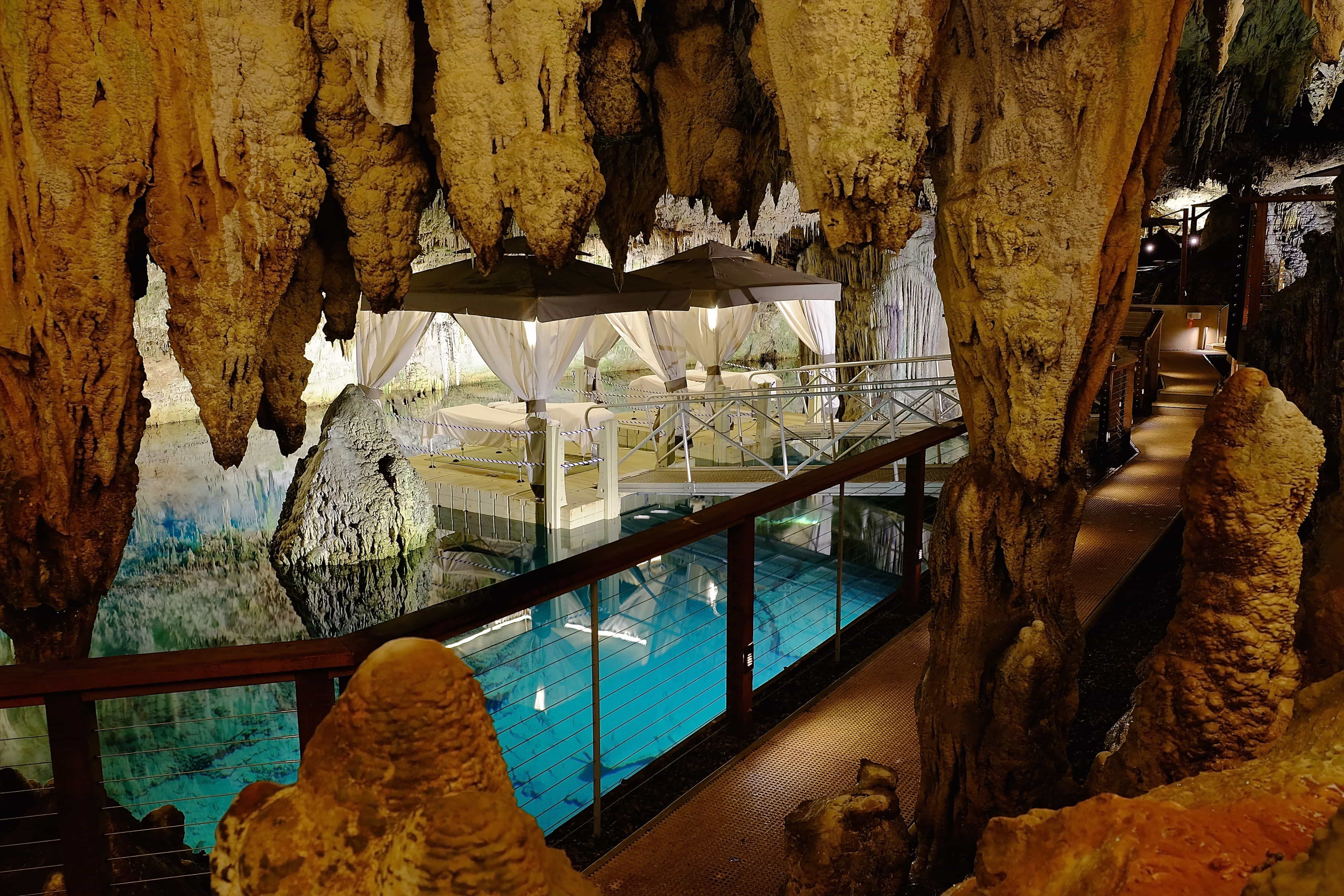 Natura Spa Serenity Cave Grotto Bay Bermuda The Style