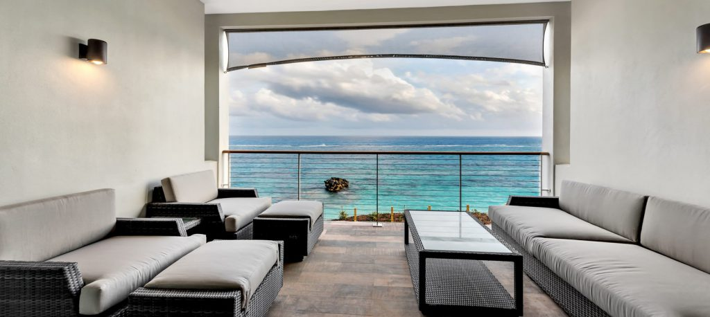 the Loren at pink beach bermuda interiors