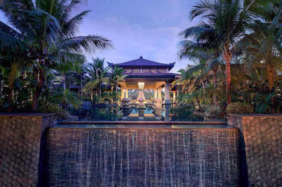 Raffles Hainan luxury hotel china