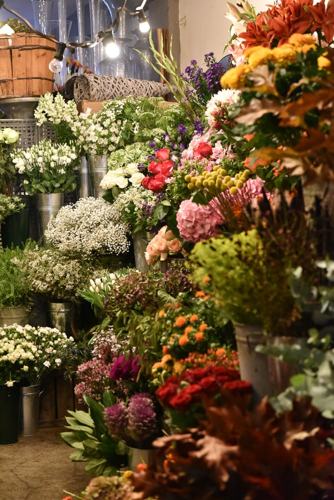 Birksens flower shop clapham common style traveller guide