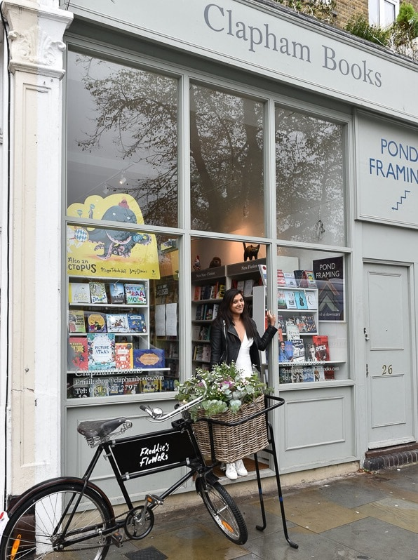 Bonnie Rakhit style traveller clapham book shopping guide festive
