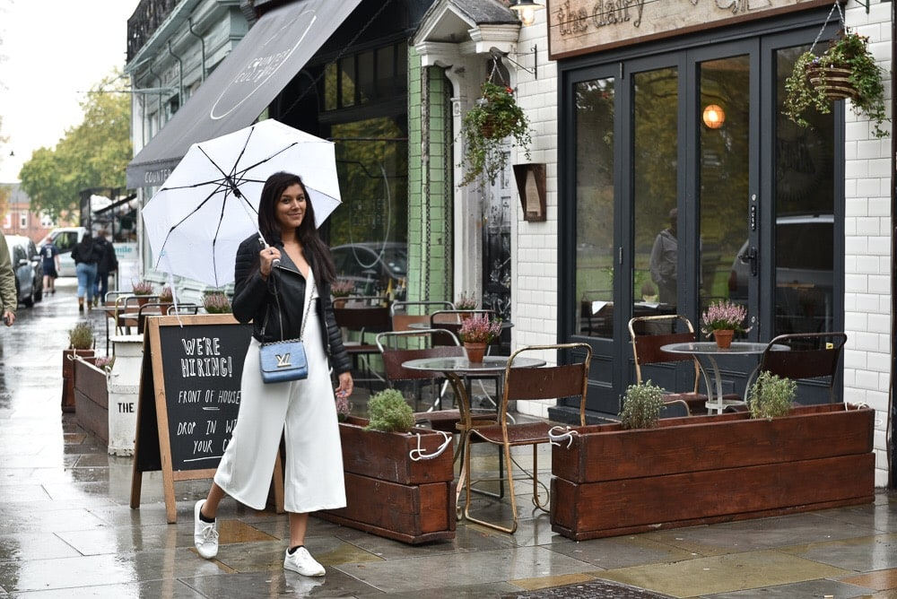 Bonnie Rakhit style traveller clapham common shops