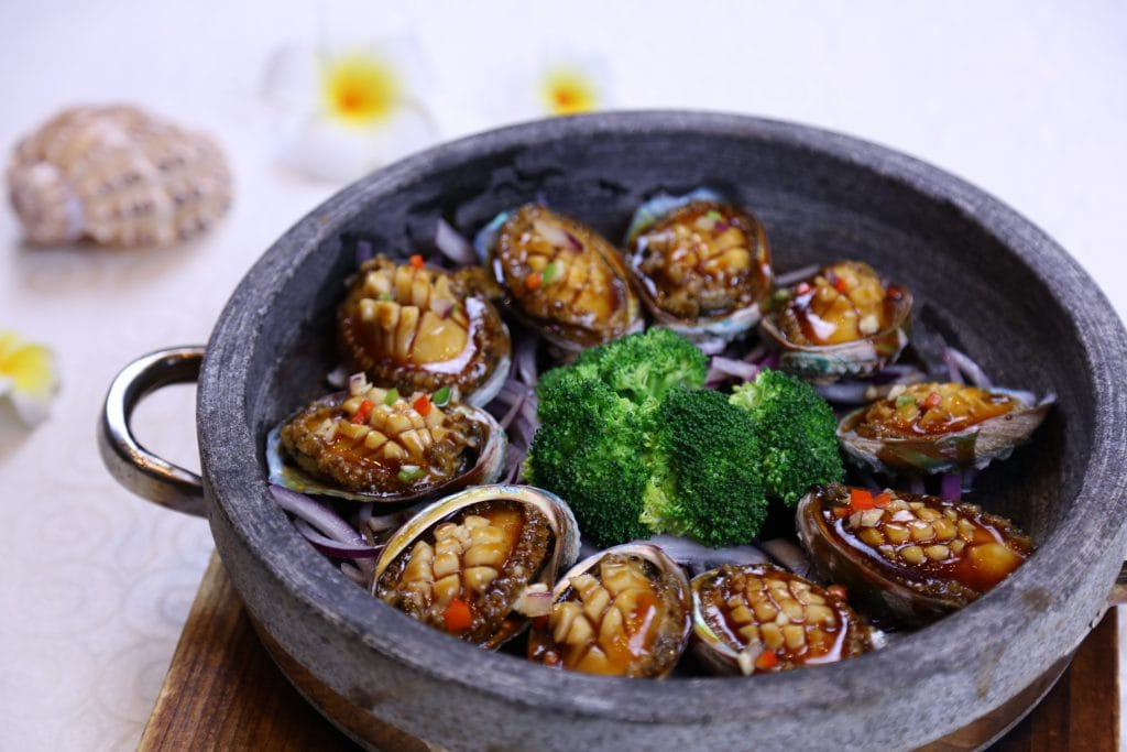 food oysters hainan china