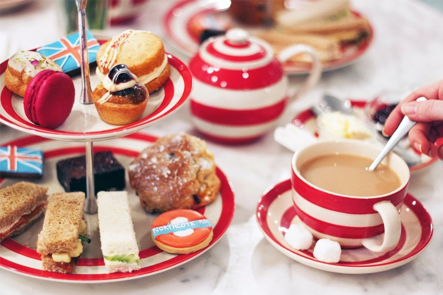 biscuiteers-afternoon tea northcote road clapham