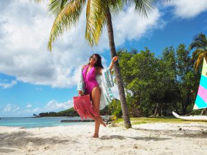 The Style Traveller Bonnie Rakhit what to wear in the caribbean what to pack